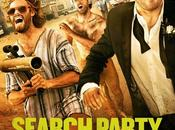 "Nuevo póster internacional ""search party"""
