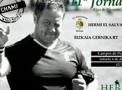 Horarios décimo primera jornada rugby divisiones honor