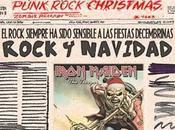 Rock Navidad... rock siempre sido sensible fiestas decembrinas