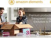 Amazon Elements, ofrecerá productos alta calidad informará sobre origen mismos