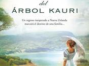 sombra árbol Kauri, Sarah Lark
