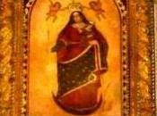 Candelaria Socavón. Parte imagen culto.