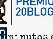 """Candidatura """"VIII edición premios 20blogs"""""""