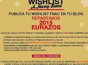 Wishlist Merry Xmas Fnac