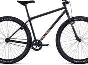 Commencal Uptown MaxMax bicicleta urbana estilo lista para montaña