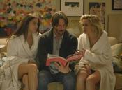 Keanu Reeves acosado hermosas señoritas estas primeras imágenes KNOCK