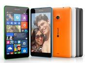 Microsoft Lumia 535, smartphone 5x5x5