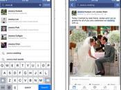 Facebook lanza búsquedas grafo social para móviles ahora permite buscar posts palabra clave