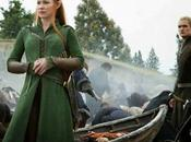 Memorias tierra media: featurette hobbit: batalla cinco ejércitos""
