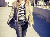 Casual Chic animal print