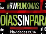 reto #RWRunXmas @runners_es durante días