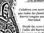 Junta Romera Nuestra Señora Ángeles realiza campaña recogida alimentos.