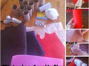 #DIY: Papá Noel rollos papel