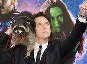 James Gunn habla 'Guardianes Galaxia