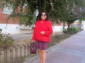 Look Mini Tartán skirt