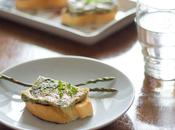 Wild asparagus omelette Tortilla espárragos silvestres