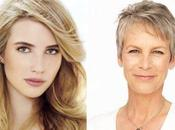 "Emma Roberts Jamie Curtis integran elenco serie ""Scream Queens"""
