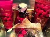 Cofre frutos bosque rojos Yves Rocher