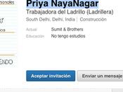 perfil Linkedin revuelve alma. Conoce Priya NayaNagar