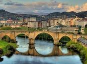 ciudad Orense, interior Galicia