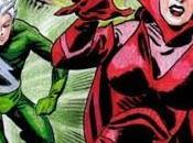 Posible cambio relación Magneto Mercurio Bruja Escarlata Avengers X-Men: AXIS
