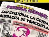 Cristóbal ciudad borracha Venezuela