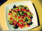 Proyectofit2014 coles bruselas quinoa granada