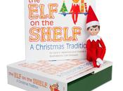 tradición navideña: shelf