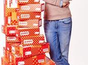 Martina Klein amadrina caja 'Love box' donde caben regalos, mucho amor!