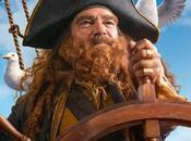 """Antonio banderas como pirata burger-beard nuevo póster individual """"bob esponja: héroe fuera agua"""""""
