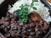 Feijoada Plato típico brasileño porotos negros arroz)