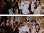 Taylor Swift cumple años rodeada estrellas