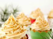 CUPCAKE TURRÓN CROCANTI ALMENDRAS #CupcakeXnavidad Nº1.