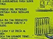 ¿Qué pasa precio gasolina?