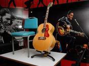 Elvis viaja Londres