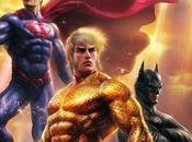 Segundo Clip Justice League: Throne Atlantis