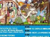 sábado diciembre, para Studio Ghibli Zaragoza