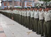 POLICÍA BOLIVIANA REMEMORA HISTORIA BANDERAS NACIONAL DEPARTAMENTAL Pando Bolivia