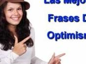 mejores frases optimismo