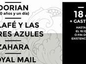 Granada Sound 2015 Confirma Dorian, Delafé Flores Azules, Zahara Royal Mail