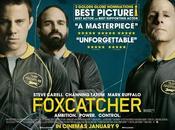 """Otro nuevo quad póster para reino unido """"foxcatcher"""""""
