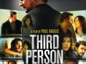 Third Person: siente escritor