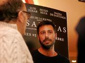 Fotografias entrevista pelicula MUSARAÑAS Hugo Silva Macarena Gomez