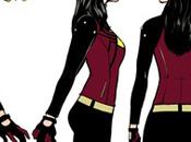 Este nuevo aspecto Spider-Woman