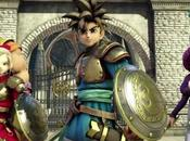 Segundo tráiler Dragon Quest Heroes minutos vídeo gameplay