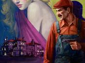 estupendas portadas 'pulp' Nintendo Ástor Alexander