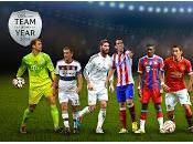 once ideal UEFA 2014