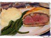 Beef Wellington... nuestro menús navideños