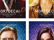 "Nuevo Trailer ""Mortdecai"""