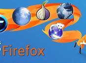 navegadores basados Firefox